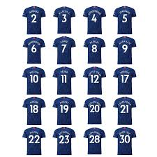 Mount began his senior club career with chelsea. Chelsea Megastore Reveals Shirt Numbers For Pulisic Willian Hudson Odoi Mount Christensen Others We Ain T Got No History
