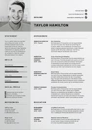 Modern Resume Facebook Style Download Pin By Resumes And Cvs On Resumes And Cvs Resume Design