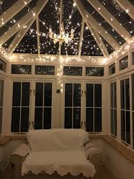 Dining Room Fairy Lights My Gorgeous Conservatory For My 18th Party Conservatory