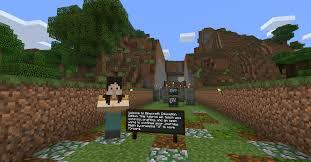 tutorial world minecraft education