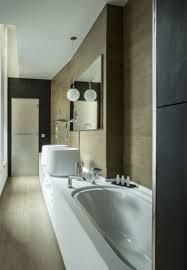 Einfaches Dusche Gross Regenduschkopf Badewanne Holz Decke