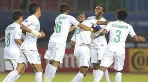 ملخص مباراة السعودية 3-1 طاجيكستان | كأس آسيا للشباب تحت 19 سنة 2018 الجولة  الثالثة - YouTube