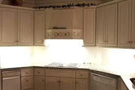 kitchen cabinet led lighting. Kitchen Cabinet Led Light Plug In Under Lighting Ceiling Lights Cabinets Track I