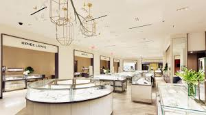 Fifth Avenue Interior Design Saks Fifth Avenue Debuts Revamped Jewelry Department Robb