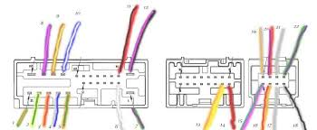 2014 ford stereo wiring 2014 wiring diagrams 1999 ford mustang radio wiring diagram at Mustang Stereo Harness