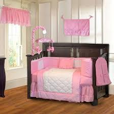 vintage crib sets bedding cribs vintage pink crib sets furniture interior home design flannel solid color