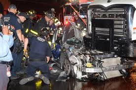 This is how a 120 mph joyride in New York City ends New York Post