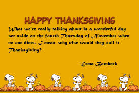 Snoopy Thanksgiving Quote Pictures Photos And Images For Facebook