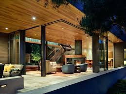 courtyard house by deforest architects interior narrow lot modern plans australia