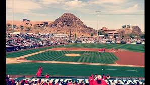Tempe Diablo Stadium Seating Chart Tempe Diablo Stadium Travel Guidebook Must Visit