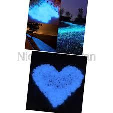 glow in the dark garden pebbles stone for walkway yard and decor diy decorati