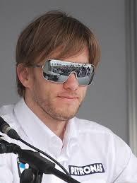 Das erste Rennen der Saison 2008 konnte Nick Heidfeld auf dem zweiten Platz ...