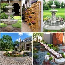 Stylish Front Lawn Decor Ideas Front Garden Decor Home Design And Decorating