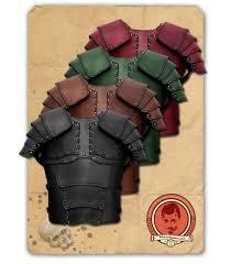 mercenary leather armor