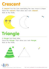 Free Printable Geometric Shapes Worksheets For Preschool And Drawing ...