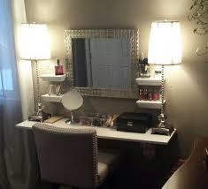 Diy Makeup Vanity Mirror With Lights Get Good Shape