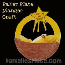 Christmas Paper Plate Crafts For Kids  Find Craft IdeasChristmas Paper Plate Crafts