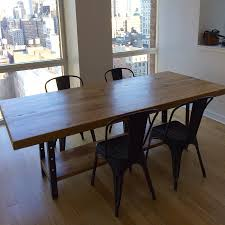 Kitchen Table Reclaimed Wood Machine Age Table Reclaimed Wood Furniture Salvaged Urban
