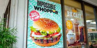 Burger King Protein Chart Why Burger Kings New Impossible Whopper Isnt Totally