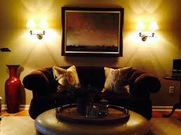 Beautiful Wall Lighting Fixtures Living Room Rubbed Bronze Sconces With 2 Lights For To Creativity Design
