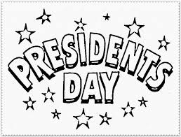 Small Picture Presidents Day Coloring Page Elioleracom