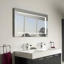 Warm Illuminated Bathroom Mirror Roper Rhodes Affinity