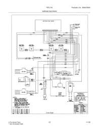 wiring diagram for frigidaire range the wiring diagram parts for frigidaire fgfl79dsg range appliancepartspros wiring diagram
