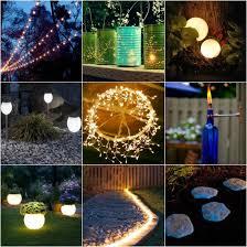 diy outdoor lighting. Plain Lighting 30 DIY Garden Lighting Projects To Illuminate Your Homestead Intended Diy Outdoor G