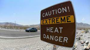 US West swelters in heat wave, Death ...