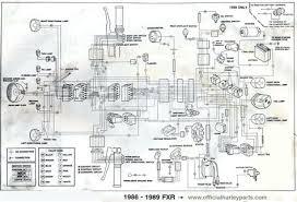1988 Harley Davidson Sportster Wiring Diagram 1988 Harley Sportster 883 Wiring-Diagram