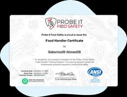 Maybe you would like to learn more about one of these? California Food Handler Card Online Training Test Probeitfoodsafety