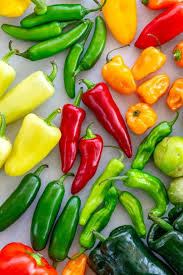 25 Types Of Peppers To Know Jessica Gavin