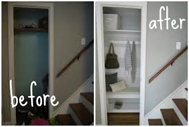 brand new lovelishie diy coat closet makeover xz72
