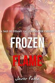 Frozen Flame by Javier Fabra