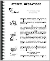 310 bobcat hydraulic diagram bobcat 310 hydraulic cylinder parts Bobcat Hydraulic Schematic bobcat 371 skid steer loader service manual 310 bobcat hydraulic diagram tractor manual tractor manual tractor bobcat t190 hydraulic schematic
