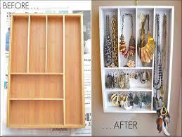 Jewelry Organizer Wall Best Jewelry Organizer Ideas All Home Design Ideas