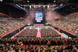 Beasley Coliseum Seating Chart Basketball Fall 2019 Commencement Ceremony Beasley Coliseum