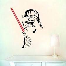 star wars wall stickers star wars wall sticker star artwork star wars wall decal removable