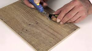 how to use the new quick step repair kit