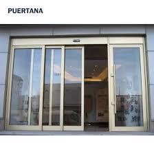soft close glass sliding door