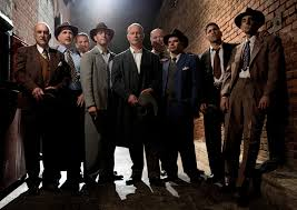 A Mo Bb Mob City Interview Neal Mcdonough Talks Miniseries Format Collider
