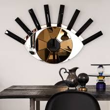 art deco inspired furniture. A Distinctive, Danish, Art Deco-inspired Mirror Deco Inspired Furniture