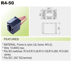 r4) wire connector car switches bentex R13 135 Switch Wiring Diagram wire 14 awg max * fits sci switches r13 8,r13 28,r13 129,r13 220, r13 260,r13 263, ri 3 403 series * fits sci 250\