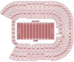 Foreman Field Seating Chart Tcf Bank Stadium Seating Chart Tcf Bank Stadium Tcf