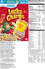 vanilla chex cereal nutrition facts