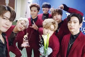 Got7 Gaon Chart Awards K Pop Amino
