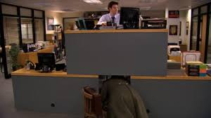 the office super desk. What Happens: Dwight Enters The Office To See Jim Working On A Pyramid Of Desks Super Desk