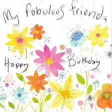 6 happy birthday friend clipart