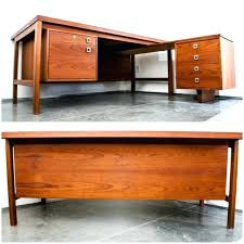 mid century office furniture. Mid Century Modern Office Furniture Danish Desk Teak By Vintage . Y
