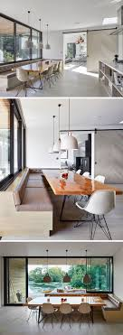 banquette table as the best dining room and kitchen furniture. In This Open Kitchen And Dining Area, There\u0027s A Large Built-in Banquette That Table As The Best Room Furniture .